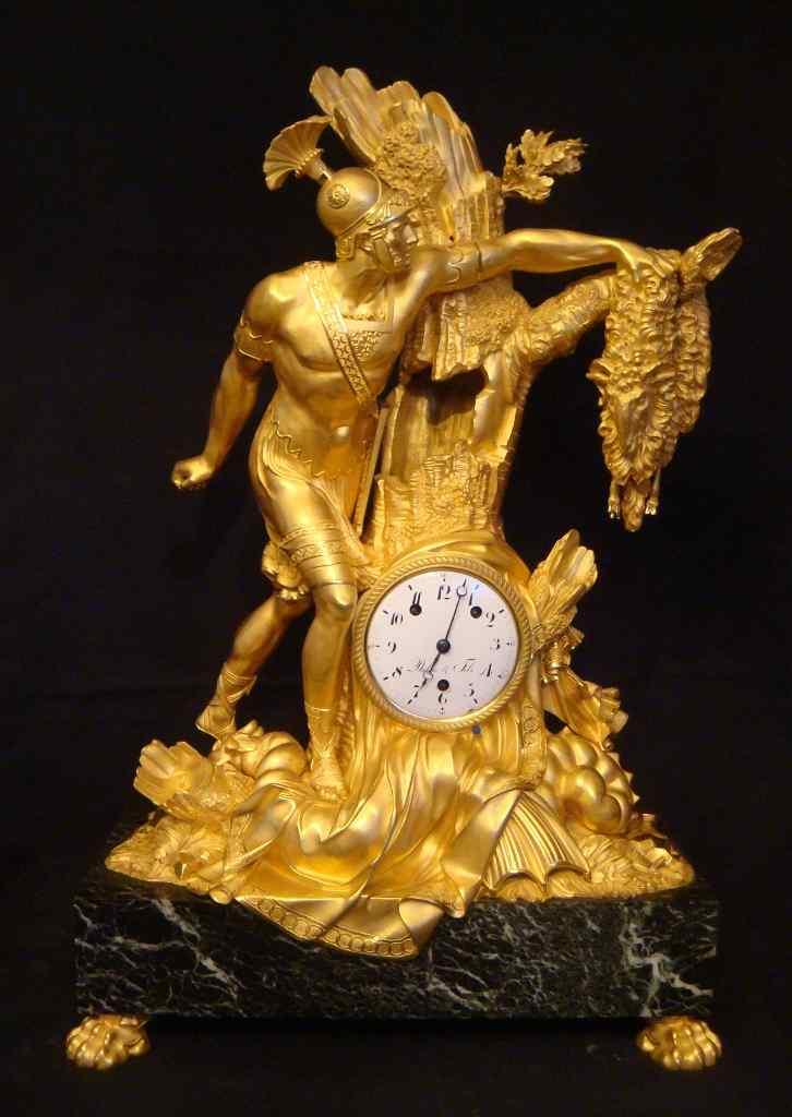 Empire Clock '' Jason and the Golden Fleece ''