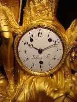Empire Clock '' Jason and the Golden Fleece ''-9