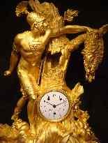 Empire Clock '' Jason and the Golden Fleece ''-1