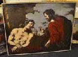 Antonio Zanchi (Este 1631 - Venezia 1722), Coppia di dipinti-2