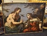 Antonio Zanchi (Este 1631 - Venezia 1722), Coppia di dipinti-10