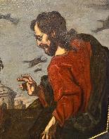 Antonio Zanchi (Este 1631 - Venezia 1722), Coppia di dipinti-4