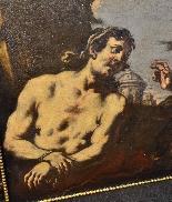 Antonio Zanchi (Este 1631 - Venezia 1722), Coppia di dipinti-8