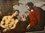 Antonio Zanchi (Este 1631 - Venezia 1722), Coppia di dipinti-9