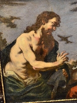 Antonio Zanchi (Este 1631 - Venezia 1722), Coppia di dipinti-5