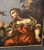 Antonio Zanchi (Este 1631 - Venezia 1722), Coppia di dipinti-3