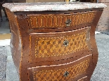 Antique Louis XV Commode Chest of drawers - 18th century-6