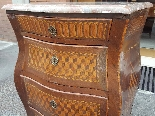 Antique Louis XV Commode Chest of drawers - 18th century-7