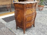 Antique Louis XV Commode Chest of drawers - 18th century-2