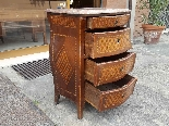 Antique Louis XV Commode Chest of drawers - 18th century-4