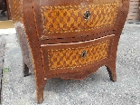 Antique Louis XV Commode Chest of drawers - 18th century-8
