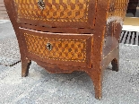 Antique Louis XV Commode Chest of drawers - 18th century-9
