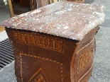 Antique Louis XV Commode Chest of drawers - 18th century-10