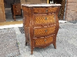 Antique Louis XV Commode Chest of drawers - 18th century-1