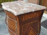 Antique Louis XV Commode Chest of drawers - 18th century-11