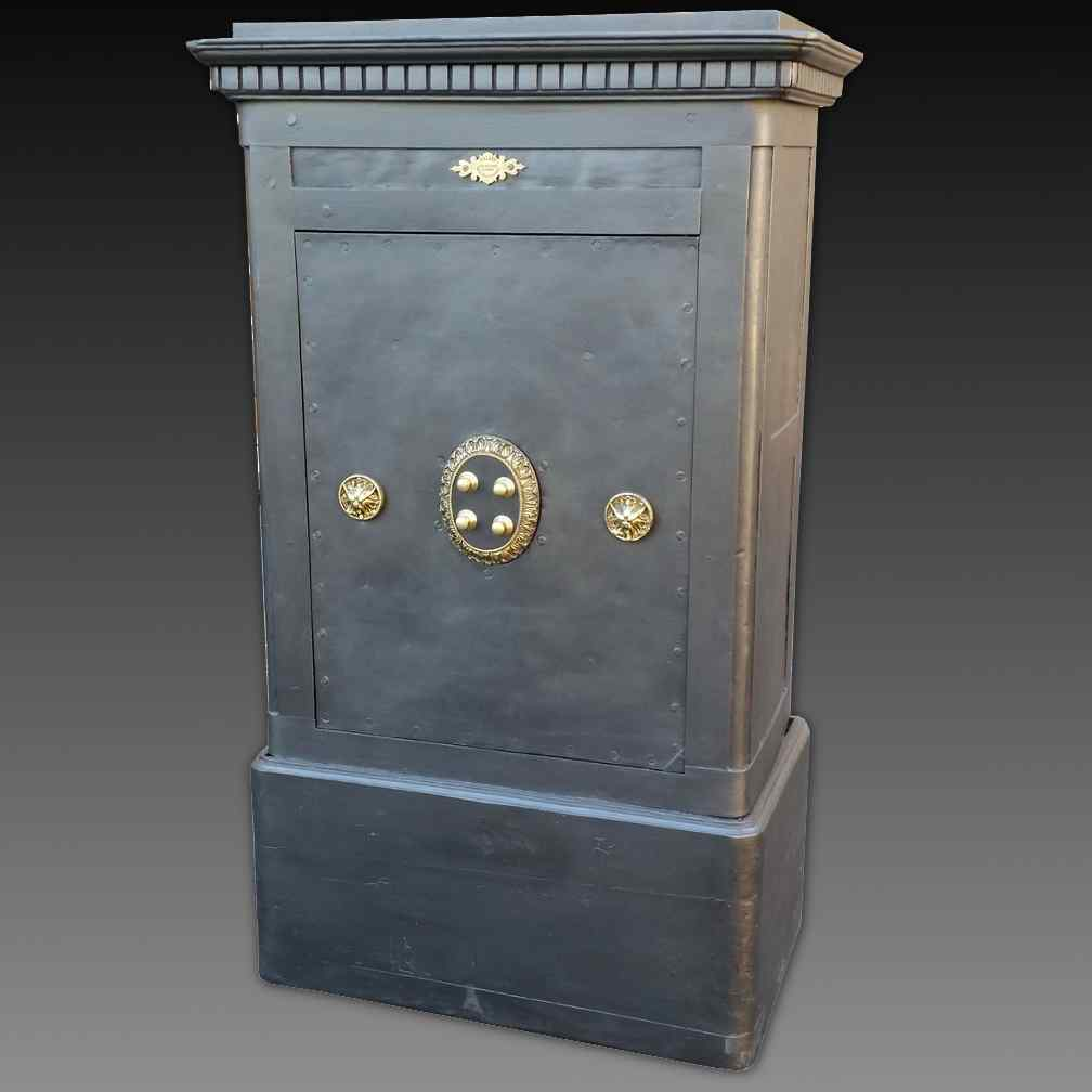 Antique Safe - 19th century