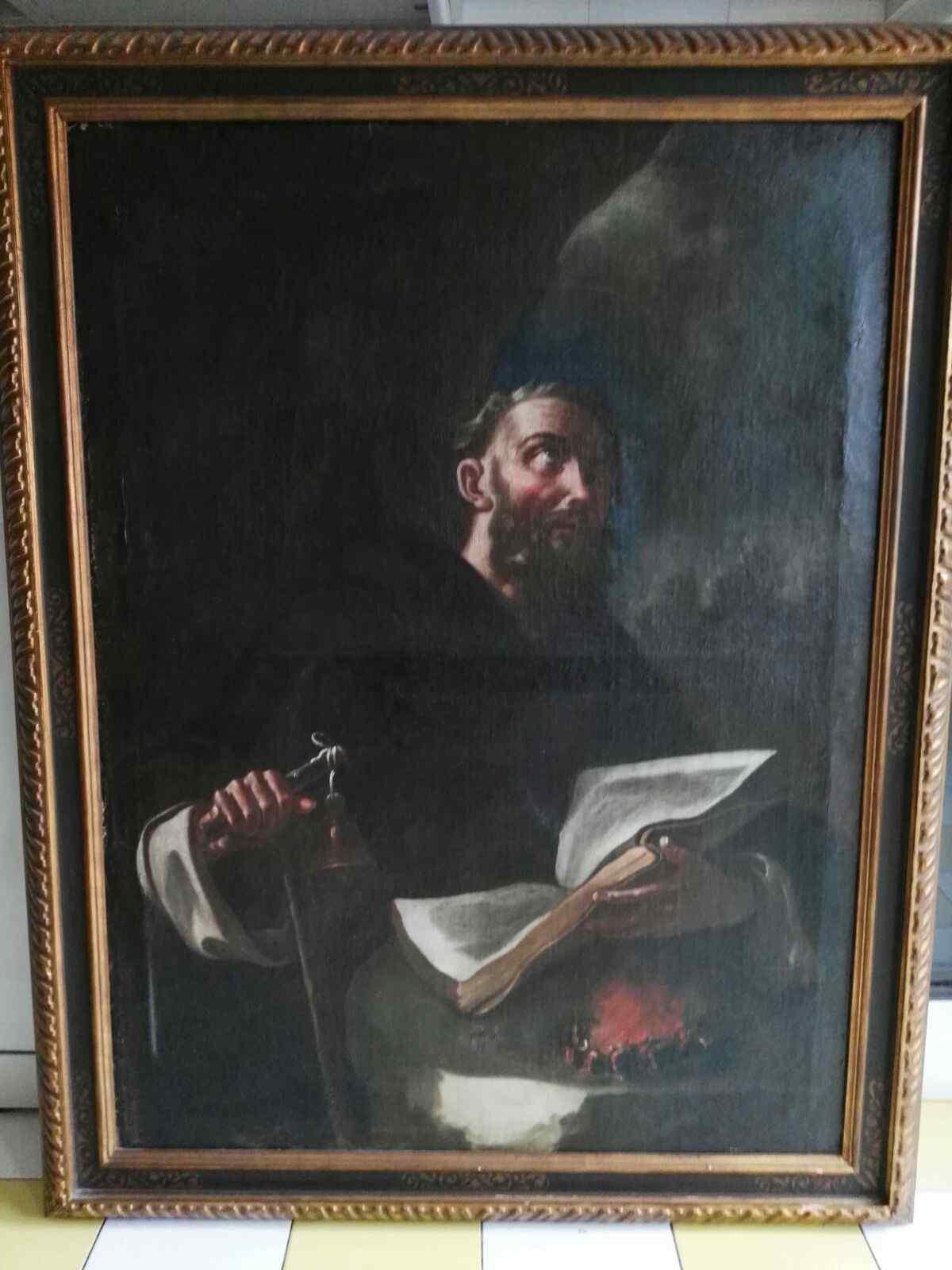 Круг Франческо Солимена 600 Sec. XVII «Энтони»