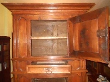 Antique Louis XIII Buffet Sideboard in walnut - 17th century-4