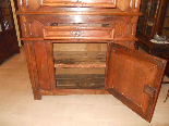 Antique Louis XIII Buffet Sideboard in walnut - 17th century-5