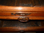 Antique Louis XIII Buffet Sideboard in walnut - 17th century-12