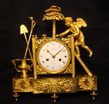Empire Clock '' The Love Gardener ''-2