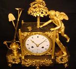 Empire Clock '' The Love Gardener ''-4