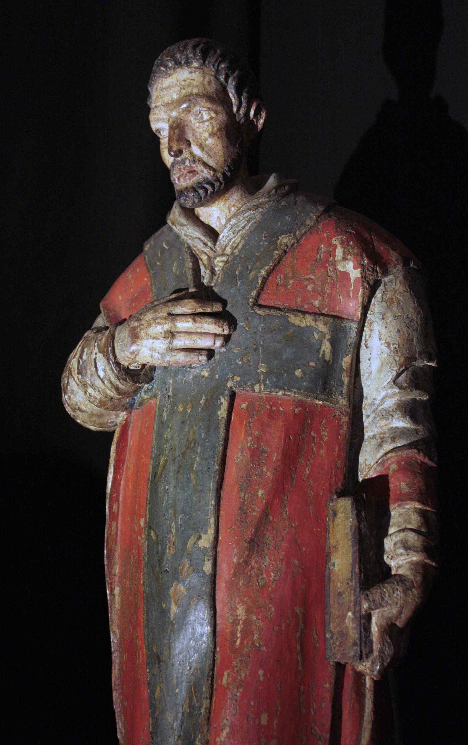 Sant' Ambrogio, sec. XVI