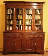 Biblioteca francese del XIX secolo-4