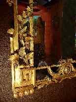 Specchio provenzale del XVIII secolo-3