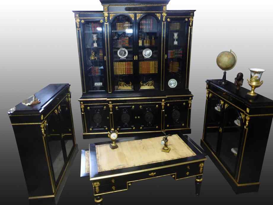 Вместе Бюро Библиотека Наполеон III