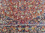 Tres Grand Tapis Kachan - Iran Vers 1930 - Grande Dimension-6