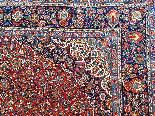 Tres Grand Tapis Kachan - Iran Vers 1930 - Grande Dimension-4
