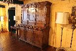 Renaissance french  Oak Sacristy Furniture-1