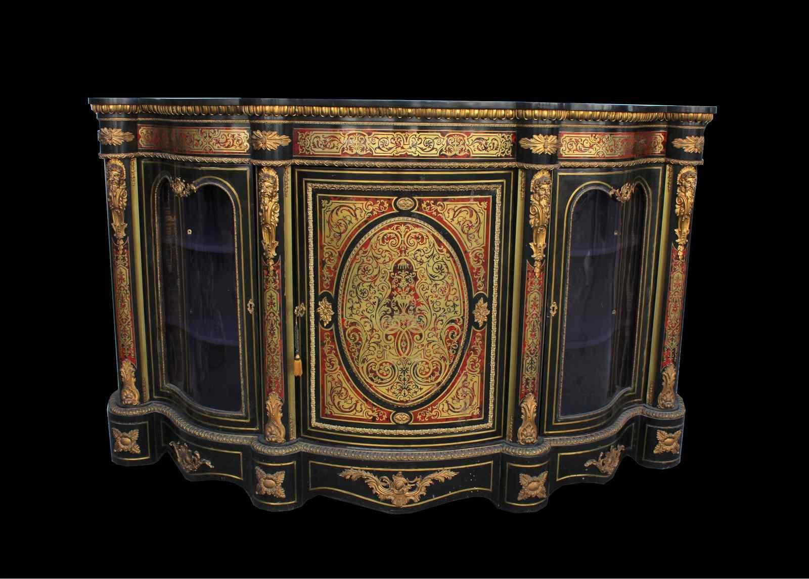 Credenza antica Boulle epoca Napoleone III