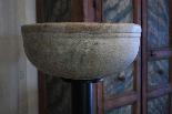 Fonte Battesimale in marmo-2