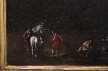 Scène de chasse XVIII siècle.-2