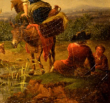 Karel Dujardin (1626 - 1678), Il riposo dei pastori-4