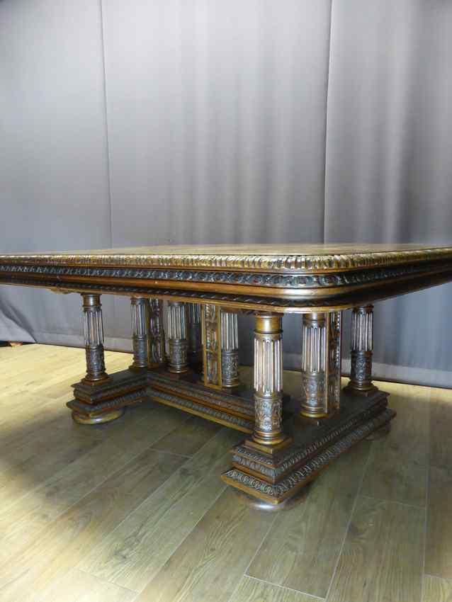 Renaissance Style Table XIX 18 Cutlery