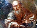 Saint Barthelemy & Saint Simon Paire d'Ecoles Italiennes 17è-4