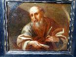 Saint Barthelemy & Saint Simon Paire d'Ecoles Italiennes 17è-9