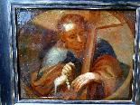 Saint Barthelemy & Saint Simon Pair of Italian Schools 17th-6