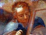 Saint Barthelemy & Saint Simon Paire d'Ecoles Italiennes 17è-11