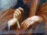 Saint Barthelemy & Saint Simon Paire d'Ecoles Italiennes 17è-10