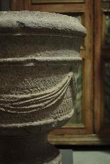 Vaso in pietra del XVIII sec-4