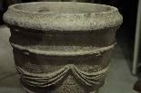 Vaso in pietra del XVIII sec-5