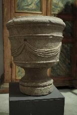 Vaso in pietra del XVIII sec-2