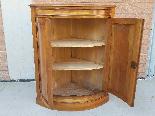 Antique Louis Philippe Corner Cabinet in walnut - 19th cent.-3