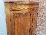 Старый Луис Филипп Угловой кабинет в грецком орехе - 19 век-7