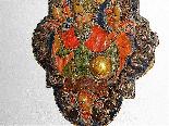 Important Bas-relief Louis XIV Médaillon Quadrilobe-3