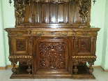 Antique Sideboard Buffet in walnut - 19th century-17